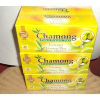 Green Tea Bags- Chamong LEMON GREEN BUY3 Pkt GET 3 Pkt FREE 25X6=150 TEA BAGS