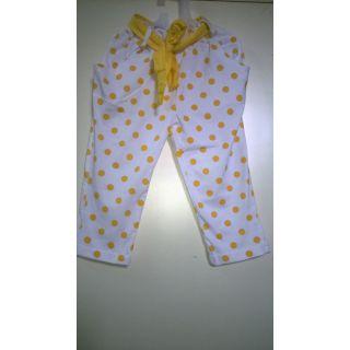 Designer Cotton 2pc Set (yellow)