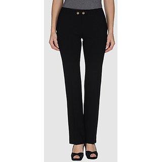 Versace-Designer Black Regular Fit Trouser