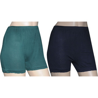 Poliss Light Color Plain Shorts