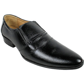 JerryMouse.in Mens Black Formal Shoe - MFOR0045 - 3571834