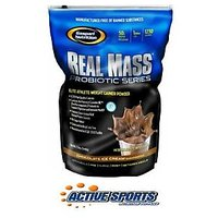 Gaspari Nutrition Real Mass Probiotic Series, 12 Lbs-Chocolate Ice [CLONE]