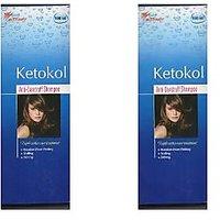 Anti Dandruff Shampoo (PACK OF TWO) 100mlX2 = 200ml - 3602330