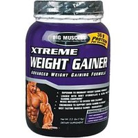 Big Muscle Xtreme Weight Gainer Chocolate 5Kg