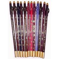 Eye Liner Pencil And Lip Liner 12 Pencils