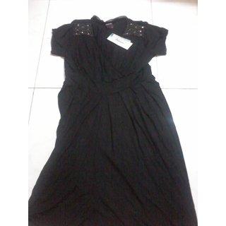 Sepia Women's Top-Black