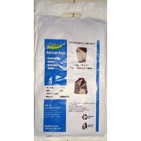 Disposable Garbage Trash Waste Dustbin Bags - Medium Size - 19x21 Inches 120 Pc