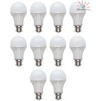 Generic 5 Watt LED Bulbs (Pack Of 10 LED Bulbs)