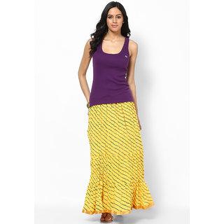 Rajasthani Sarees Modish Cotton Jaipuri Printed Long Skirt