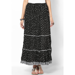 Rajasthani Sarees Classic Cotton Jaipuri Long Skirt