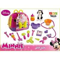 Minnie'S Vet. Set Kid's Toy
