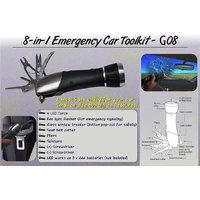 8 In 1 Car Tool Kit