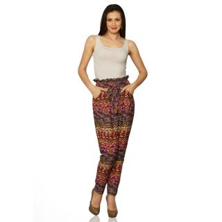 Empire State Of Mind High Waist Pants(Design 9)