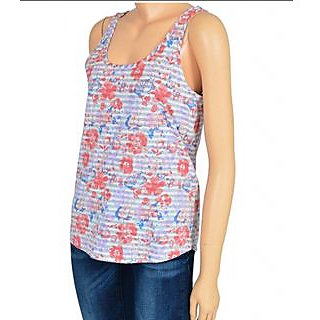 Levi's Women's Striped Tank Top T-shirt Graphics