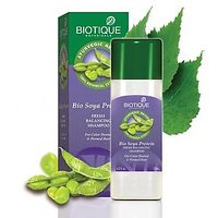 BIO SOYA PROTEIN FRESH BALANCING SHAMPOO For Color Treated & Permed Hair 210 ML