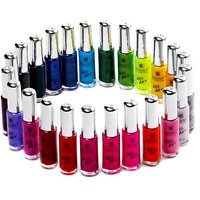 SHANY Nail Art Set (24 Famouse Colors Nail Art Polish, Nail Art Decoration)