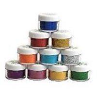 FantaSea Cosmetics 10 Pcs. Acrylic Nail Art Paint Set 0.35 Oz. Ea.