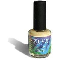 Zeva No Bite - Stop Nail Biting Formula - Nail Treatment Polish - .5 Fl Oz