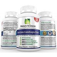 Garcinia Cambogia - Pure Garcinia Cambogia 75% HCA Extract - Ultra Slim Weight