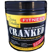 CRANKED-Pre Workout Ignitor Fruit Punch
