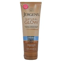 Jergens Natural Glow Firming Medium Tanning Lotion, 7.5-Oz (Pack Of 3)