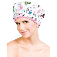 Betty Dain Stylish Design Mold Resistant Shower Cap The Fashionista