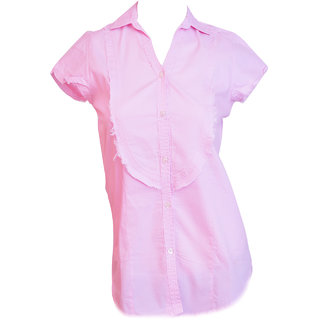 Lawman Pg3 Pink Tunic Tops
