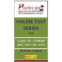Class 10 - Combo Pack (IMO / NSO / IEO / NCO) PGOT-164