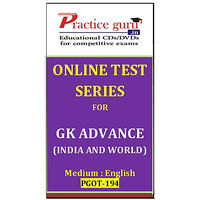 GK Advance (India And World) PGOT-194