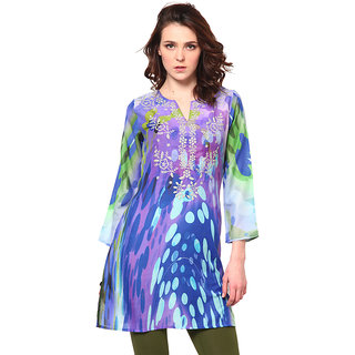LOVE FROM INDIA - PRINTED KURTI