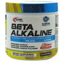 BPI Sports Beta Alkaline Herbal Mineral Supplement, Tropical Ice, 5.64 Ounce