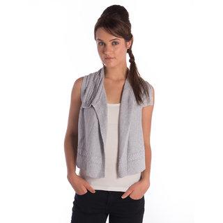 Bombay High Cotton Grey Regular T-Shirt