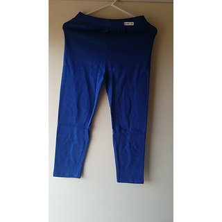 YOUnique:Ladies Capri In Blue