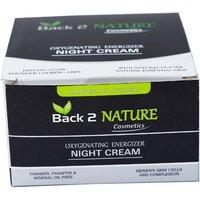 Oxygenating Energizer Night Cream