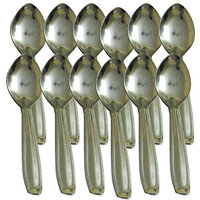 STAINLESS STEEL BABY SPOON  Set Of 12 Spoons