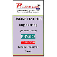 Kinetic Theory Of Gases PGJEEP018