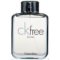 Branded Perfume CK Free Men Eau De Toilette - 100 Ml By Calvin Klein