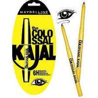 Maybelline The Colossal Kajal 0.35 G - Black 6 Hrs. Smudge Proof.
