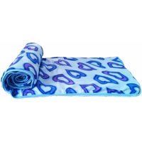 JK Handloom Antipiling Fleece Double Ply Blanket Double Bed (tb)