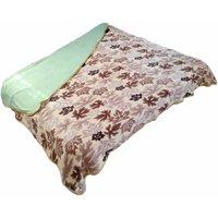JK Handloom Antipiling Fleece Double Ply Blanket Double Bed (TBR)