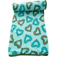 JK Handloom Antipiling Fleece Double Ply Blanket Double Bed (tg)