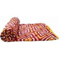 JK Handloom Antipiling Fleece Double Ply Blanket Double Bed (Tys)
