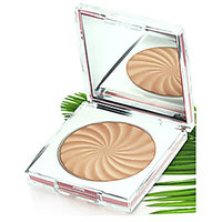 Lotus Herbals Pure Stay Compact SPF 20, Almond, 9g.