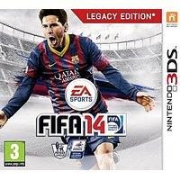 FIFA 14 Nintendo 3DS Game UK PAL
