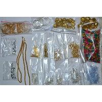 16 Pcs Jewel Making Kit -Advanced Quilling & Terrakotta Jewels - All Purpose Kit