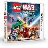 LEGO Marvel Super Heroes 3DS NTSC