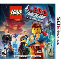 The LEGO Movie Videogame - Nintendo 3DS NTSC (Standard Edition)
