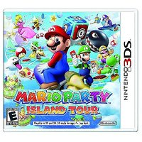 Mario Party Island Tour Nintendo 3Ds