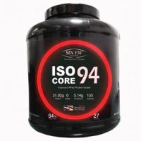 Sinew IsoCore 94 - Whey Protein Isolate - 5lb Vanilla