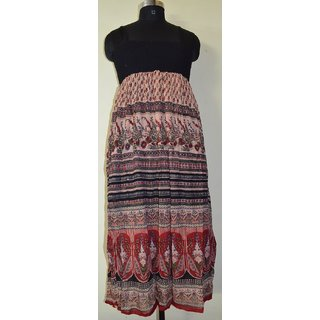 Bohemian Hippie Sequin Handcrafted Indian Backless Sundress M Multi Colour MID02